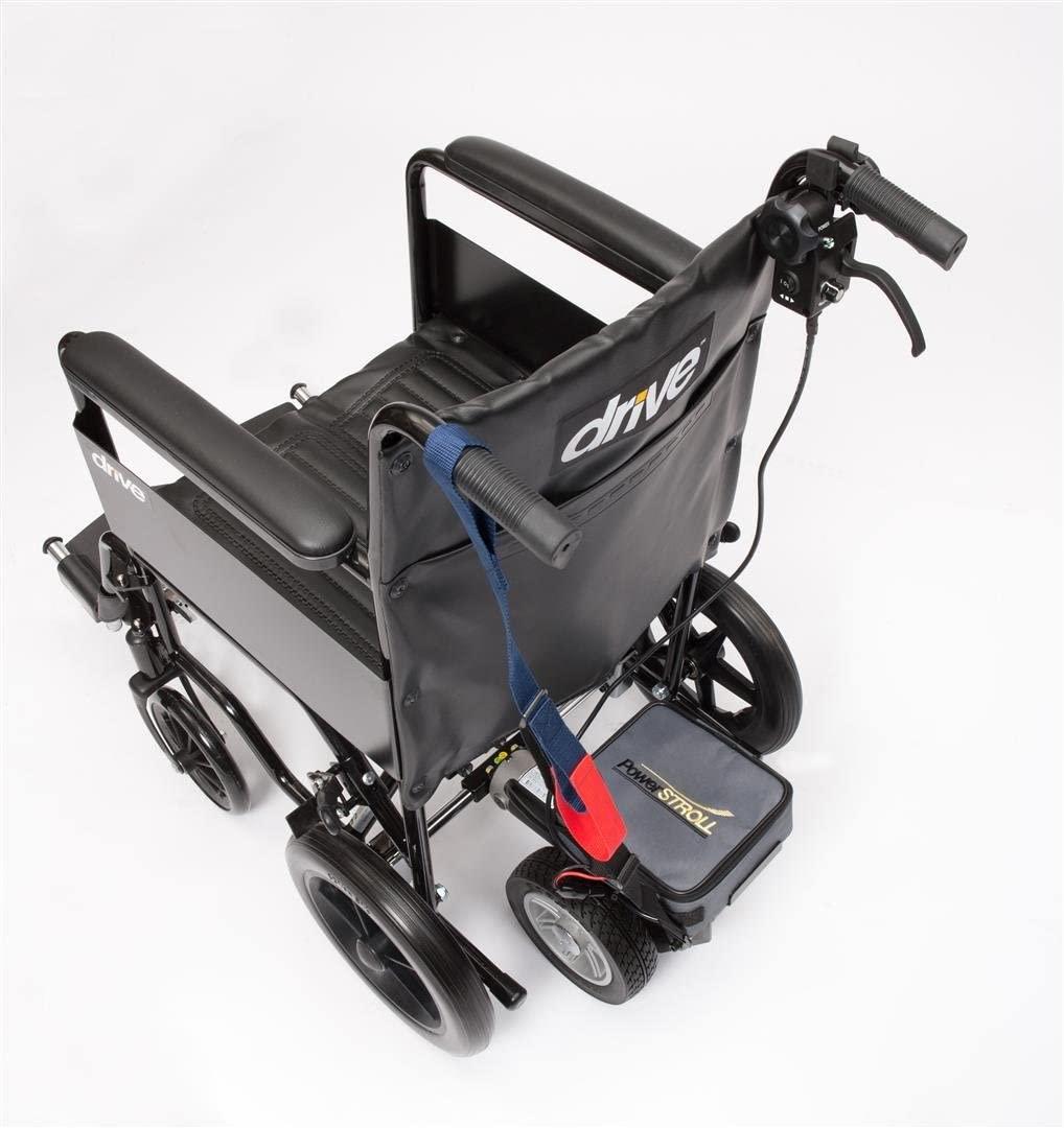 Motores auxiliares para sillas de ruedas
