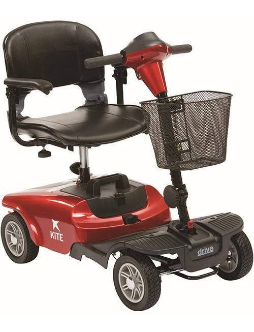 Alquiler Scooter Eléctrico para Minusvalidos