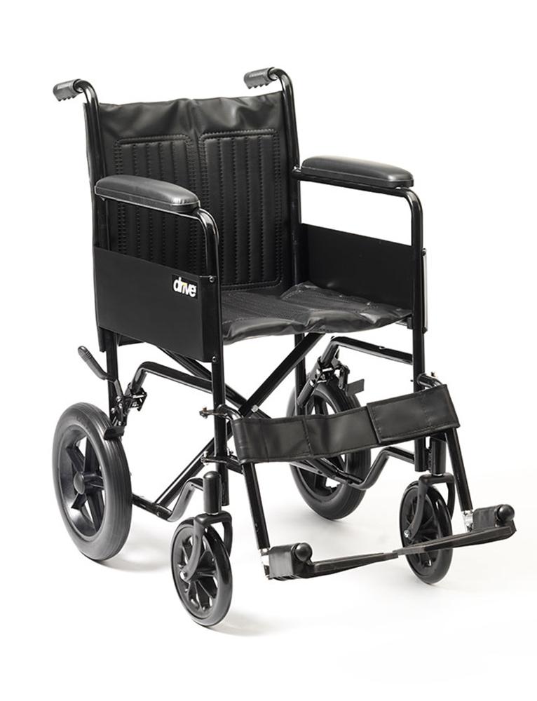 Alquiler-silla-de-ruedas-de-acero