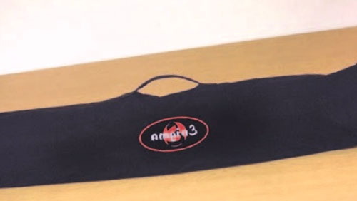 Bolsa Rampa Enrollable Silla de Ruedas