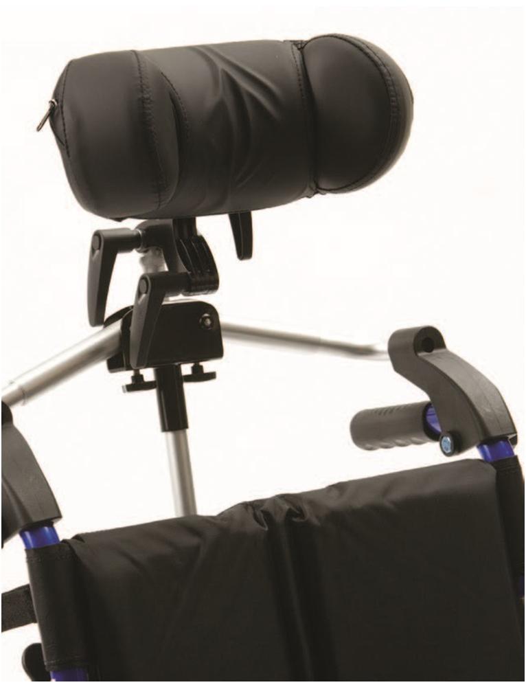 Cabecero silla de ruedas mundo dependencia - Reposacabezas silla de ruedas ...