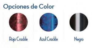 Colores Bastón Cuello de Cisne