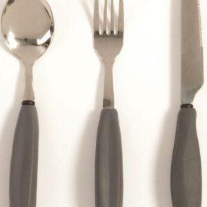 Tenedor, Cuchara y Cuchillo