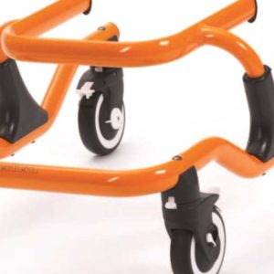 Andador-Trekker-Infantil-Naranja