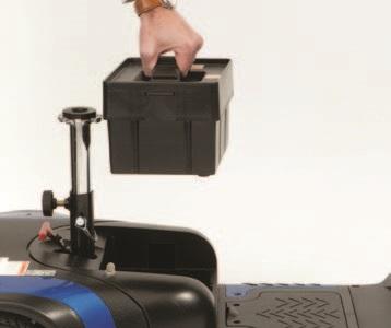 Scooter Prism - Desmontar Baterías