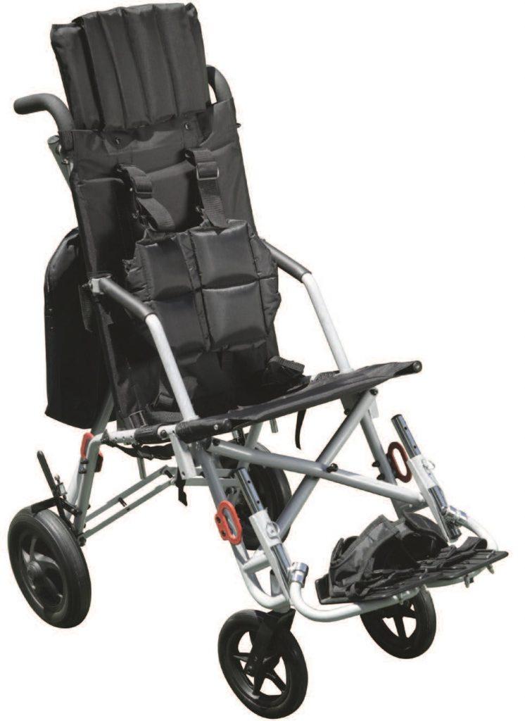 Silla de ruedas ni o trotter accesorios mundo dependencia - Reposacabezas silla de ruedas ...