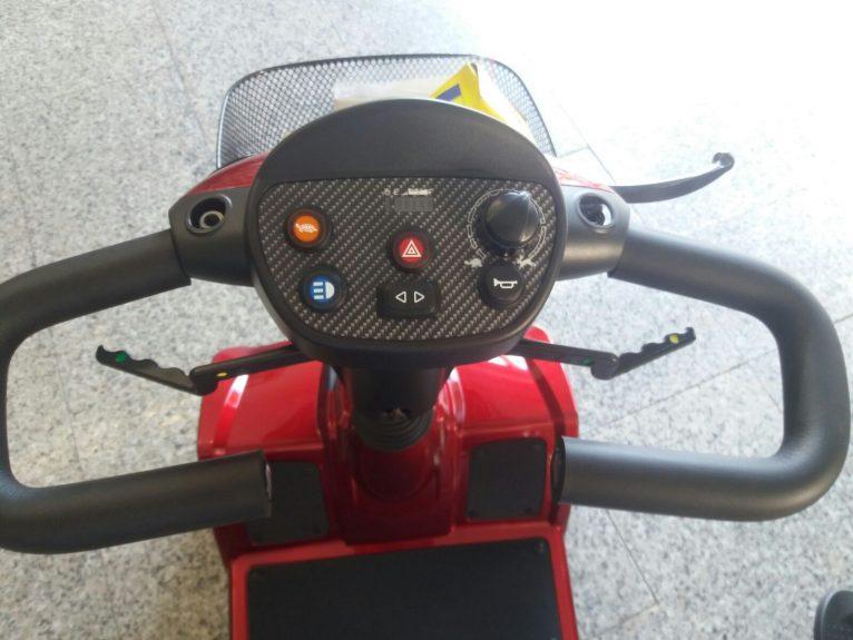 Mando Scooter Electrico para Personas Mayores Bull