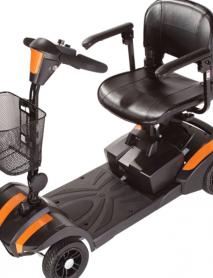 scooter desmontables electricos