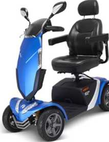 Scooter Eléctricos para Discapacitados