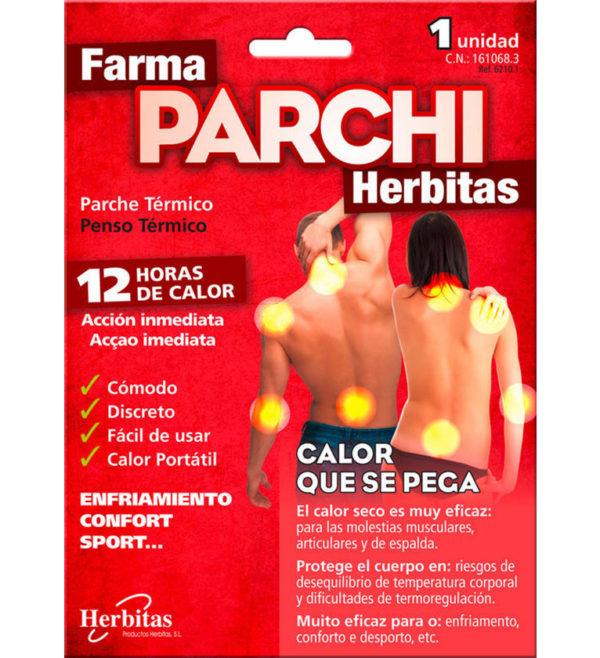 Parche Termico PARCHI