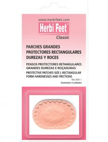 Parches Grandes Protectores Rectangulares