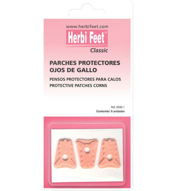Parches Protectores Ojos de Gallo