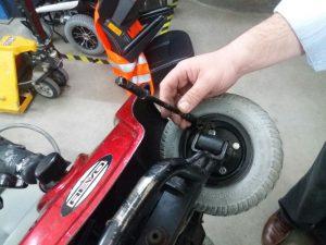 REPARACION DE scooter