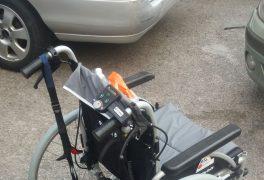 MOTOR PARA SILLA DE RUEDAS ((914980753)) – Olvídate de empujar la silla de ruedas