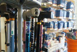 ¿Dónde comprar o alquilar muletas baratas en Madrid?  Mundo Dependencia