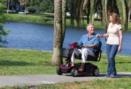 Guía para Comprar Scooter Eléctricos para Minusvalidos, Discapacitados y Personas Mayores
