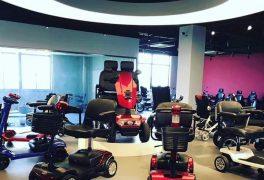 ▶️ TIENDAS Scooter y Motos Eléctricas para Minusválidos y Discapacitados ((914980753))