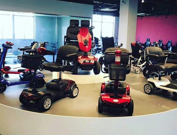 TIENDAS Scooter y Motos Eléctricas para Minusválidos y Discapacitados