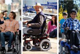 Elegir una silla de ruedas eléctrica: Qué se debe tener en cuenta