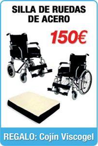 Oferta-silla-de-ruedas-de-acero