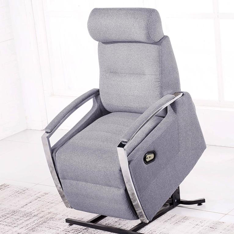 Sillón-relax-electrico-bari-gris-ceniza-para-mayores