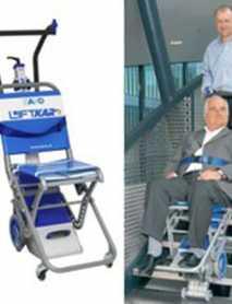 Silla Sube escaleras Liftkar 4