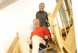 Salvaescaleras Portatiles (sillas para subir y bajar escaleras eléctricas) SIN ESFUERZOS