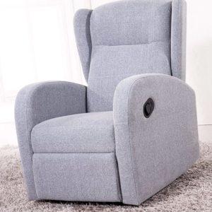 sillón-relax-milan-gris-perla