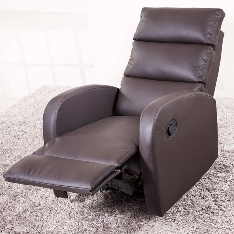 sillon-reclinable-genova-simil-piel-chocolate-para-mayores