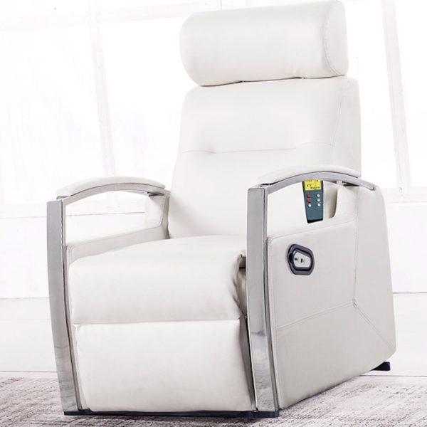 sillones-de-masaje-calor-Arona-simil-piel-blanco-barato