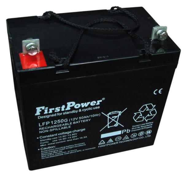 Baterías para sillas de ruedas eléctricas y scooter eléctrico 12 voltios 50 amperios