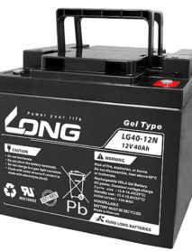 Baterías para sillas de ruedas eléctricas y scooter eléctrico 12 voltios 40 amperios