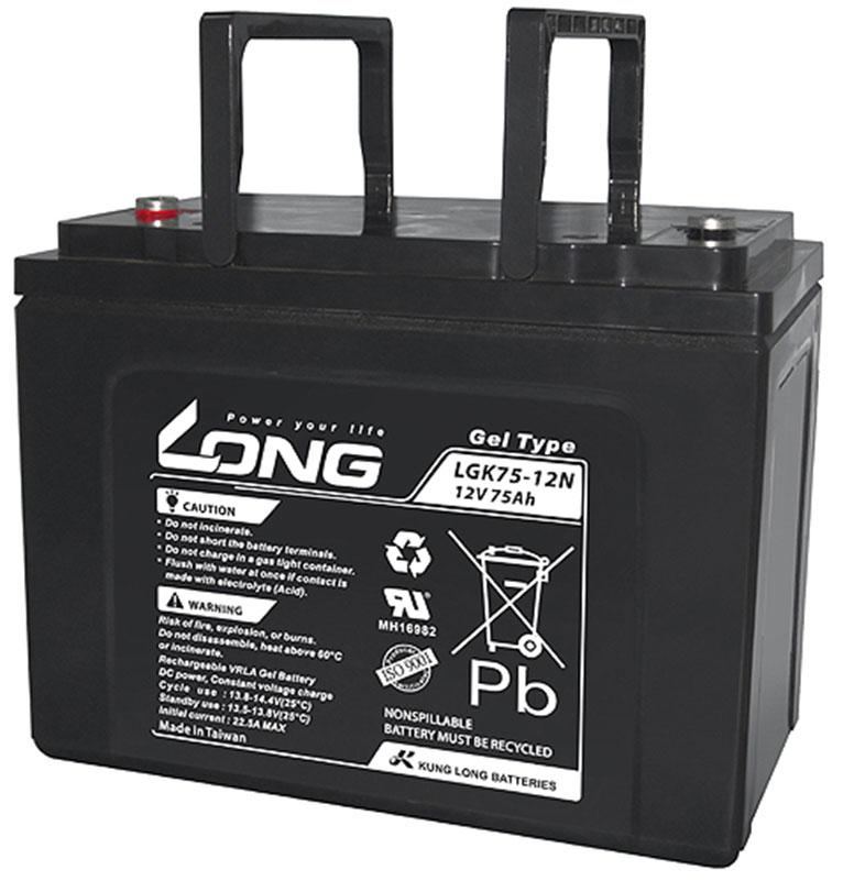 Baterías para sillas de ruedas eléctricas y scooter eléctrico 12 voltios 75 amperios