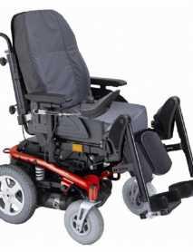 Silla de ruedas electrica Invacare Bora 1