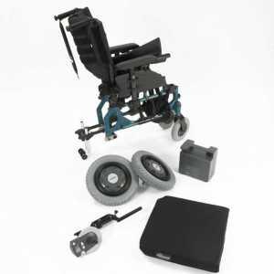 Silla de ruedas electrica Invacare Esprit Action4 NG 1