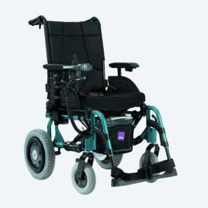 Silla de ruedas electrica Invacare Esprit Action4 NG