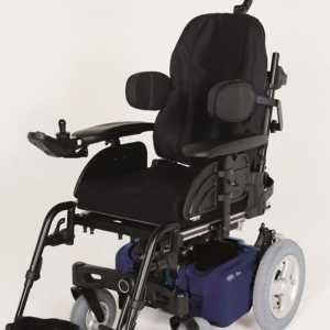 Silla de ruedas electrica Invacare Fox 1