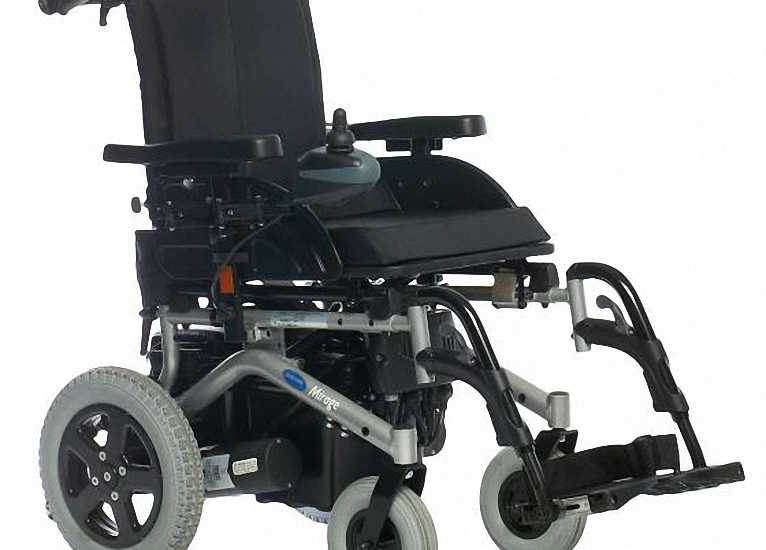 Silla de ruedas electrica Invacare Mirage