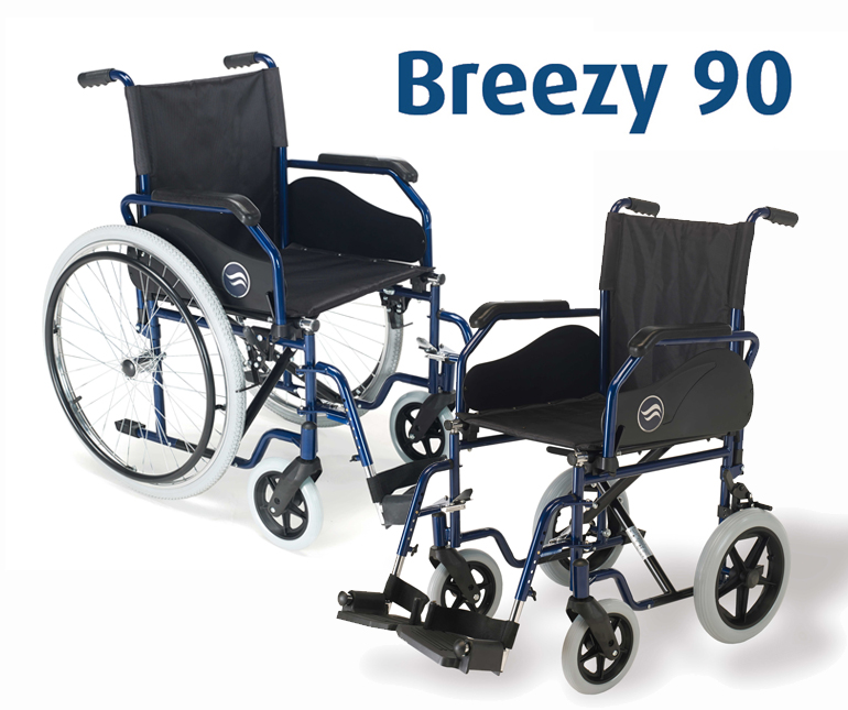 Sillas de Ruedas Breezy de acero y aluminio – [[ Rubix, Style, Style X, Style Ultra, Basix 2, Parix 2, Premium, UniX y Breezy 90, Cirrus G5, Relax y Breezy Home ]]