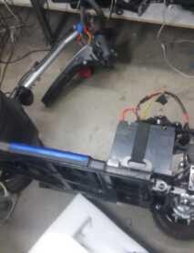 Reparación SCOOTER para Minusvalidos