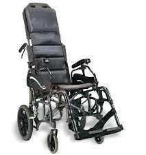Silla de Ruedas Basculante de aluminio Plegable VIP - Karma Mobility