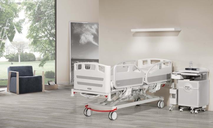Camas de Hospital GALAXY II