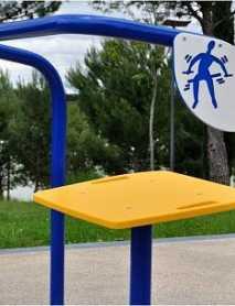 Diseño de Parques Geriátricos