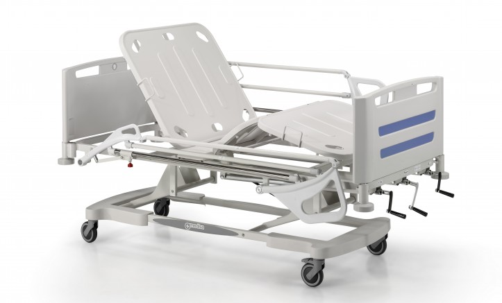Cama de Hospital ELEVABLE Manual ARGUS
