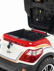 scooter para discapacitados con maletero