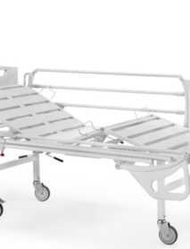 Camas Médicas para Hospitales con barandillas y ruedas para su fácil transporte ROA