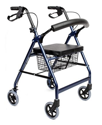 Rollator para Ancianos CLASSIC de APEX MEDICAL
