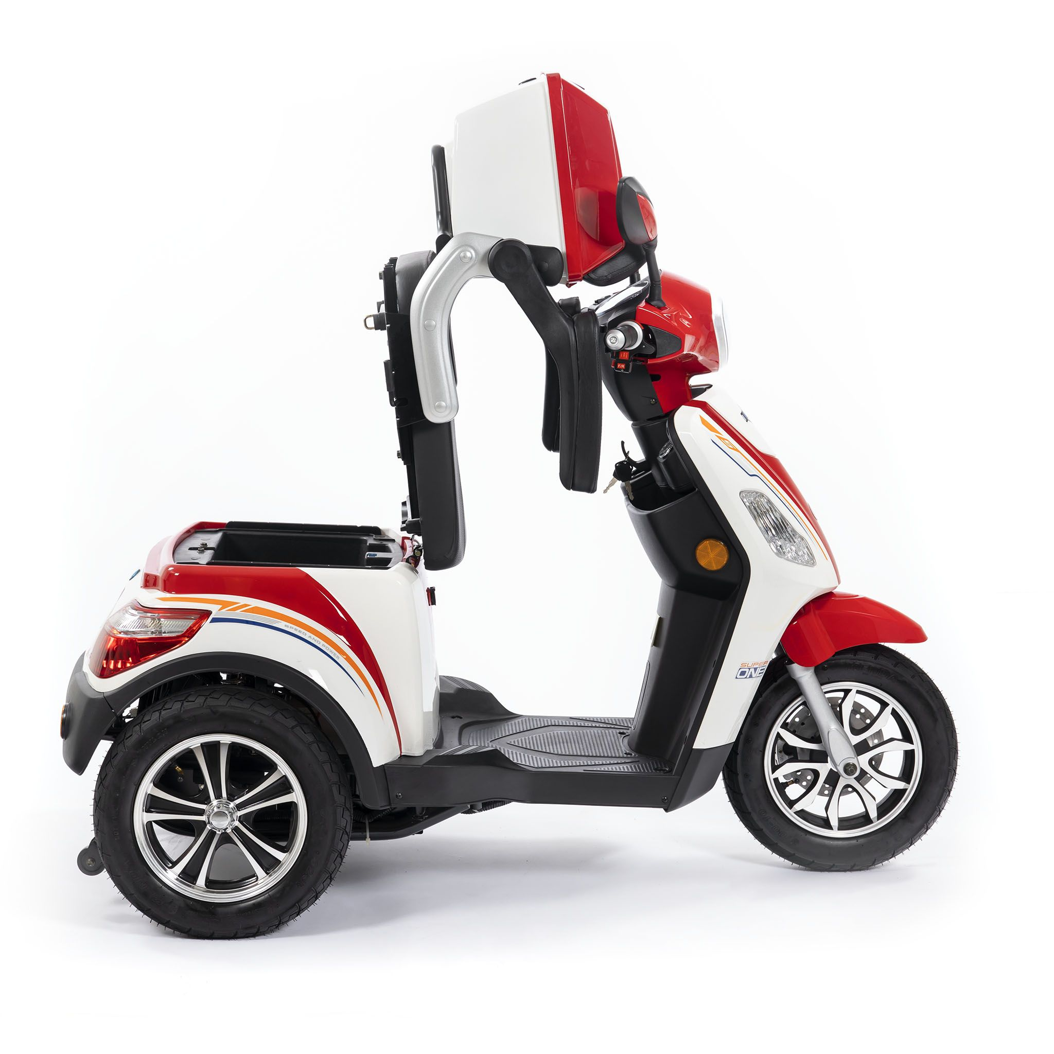 Scooter para Discapacitados madeira