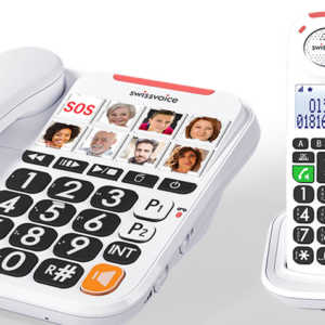 Teléfonos Fijos para CASA Personas Mayores