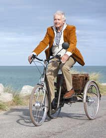 Triciclo para Adultos – Cómo disfrutrar de forma segura